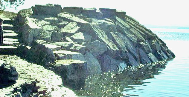 Retaining Walls_Lake Erosion