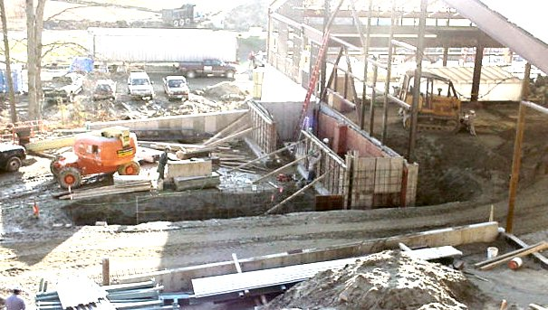Excavation for Industrial Sites